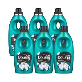 다우니 퍼퓸 섬유유연제 보타닉가든향 1L 6개 +사은품