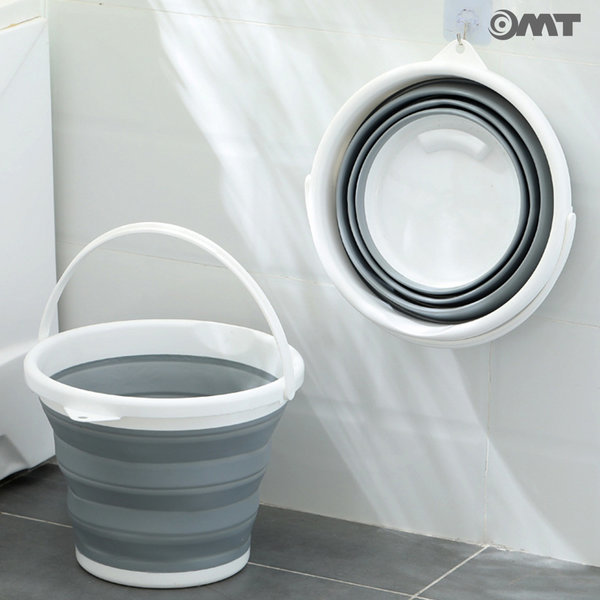 OMT 10L 대용량 접이식 대야 욕실 바구니 OSO-P11 상품이미지