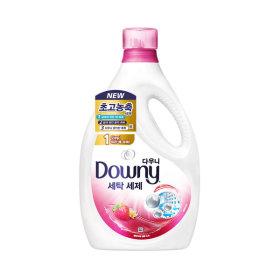 다우니 프리미엄 액체형 세제 핑크 2.8L 1개