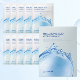Hyaluronic Acid Hydrating Mask 10pcs