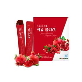 이소플라 발효 석류 콜라겐 젤리 스틱 1박스 (80포)