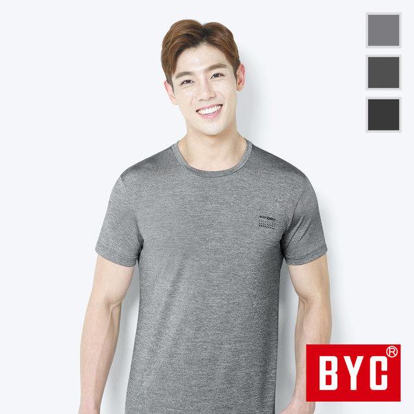 BWT4557 보디드라이 남자 기능성 쿨 티셔츠 반팔 여름 상품이미지
