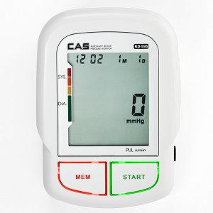 [CAS]카스(CAS) 디지털 팔뚝형 혈압계 KD-595 혈압측정기