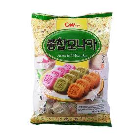 종합모나카 350g 1봉지 전통과자 간식