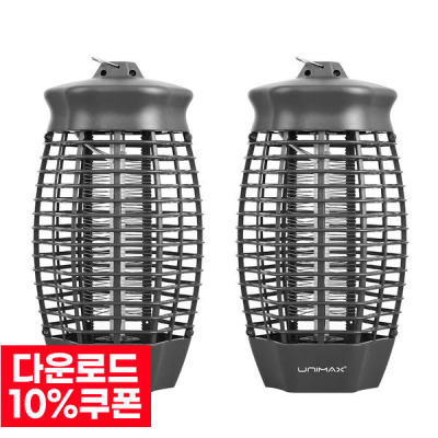 Electric Bug Zapper/Vermin/Fruit Fly/8W/1+1