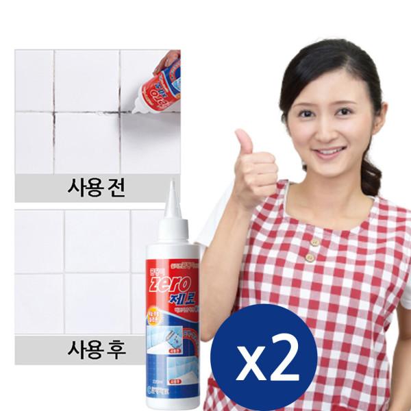 1+1 강력한 (주)금영 곰팡이 제로 욕실 창틀 실리콘 상품이미지