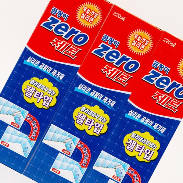 1+1+1 강력한 (주)금영 곰팡이 제로 욕실 창틀 실리콘 상품이미지