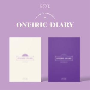 아이즈원(IZONE) - 미니3집 Oneiric Diary (일기 ver. + 환상 ver. 2종세트) 포스터 지관통 제공