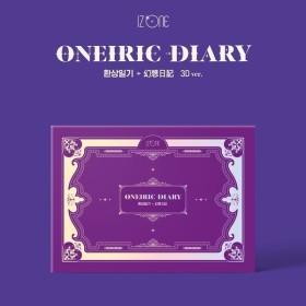 (3D ver.) 아이즈원 (IZONE) - Oneiric Diary (미니앨범 3집)