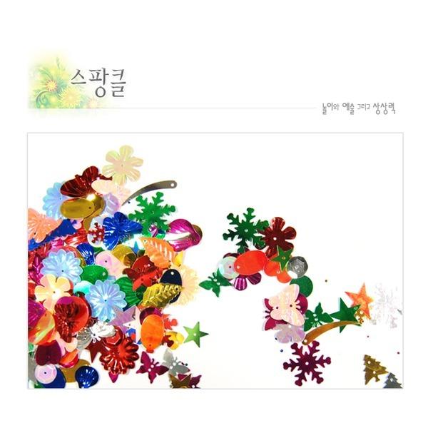 스팡클1000/ 별/ 원형/ 나뭇잎/ 눈꽃/ 상품이미지