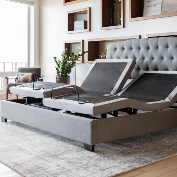 (말루프) M550 Adjustable Bed Base / Twin XL Size 상품이미지