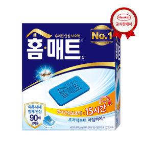 홈매트 매트형 리필 90매 모기살충제