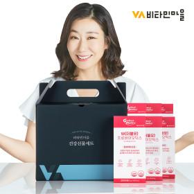 W프로바이오틱스 여성 질유래유산균 신바이오틱스 3box