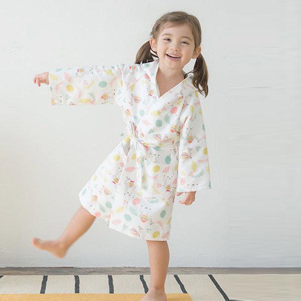 마이크로 기능성 비치가운(라마) 유아동 목욕타올 상품이미지
