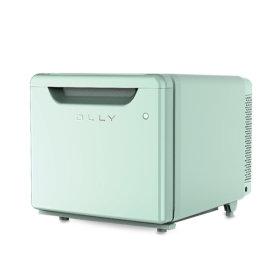 OLLY 저소음 소형 미니 냉장고 OLR02M 원룸 음료수