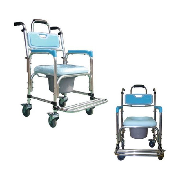이동식 노인 변기 의자 좌변기 어르신 간이 화장실 이 상품이미지