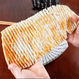 버터 오징어포 100g