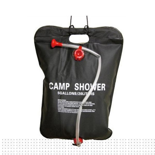 캠핑 샤워백 샤워물통 샤워기 글램핑 20리터 샤워백 상품이미지