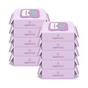 비바체플러스 120매 캡형 물티슈 10팩 무료배송