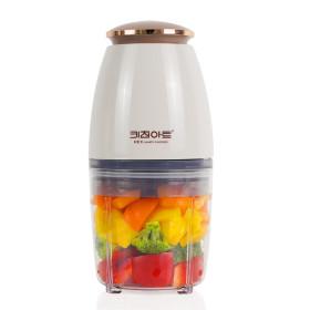 야채 마늘 고기 전동 다지기 믹서기 분쇄기 KP-61
