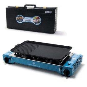 맥스 투버너 가스렌지 MSD-5800S 맥선 전용불판포함