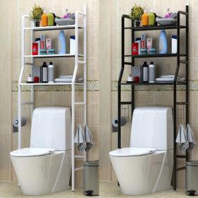 OMT 3단 욕실 철제 변기 수납장 선반 욕실용품 OSO-P5