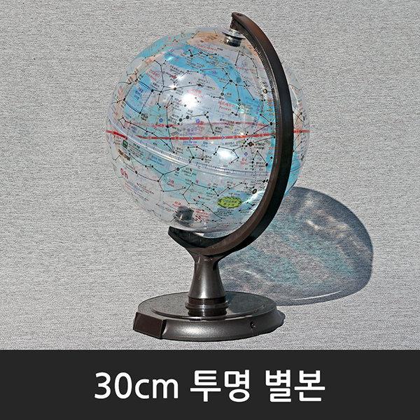 30cm 기본 투명 별본 2종 택1 상품이미지