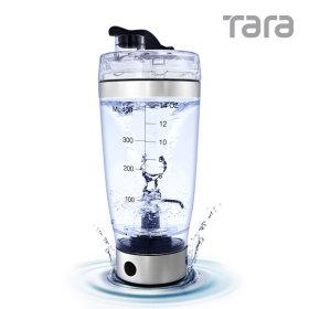 타라 토네이도 자동텀블러 전동쉐이커 450ml /2020년형