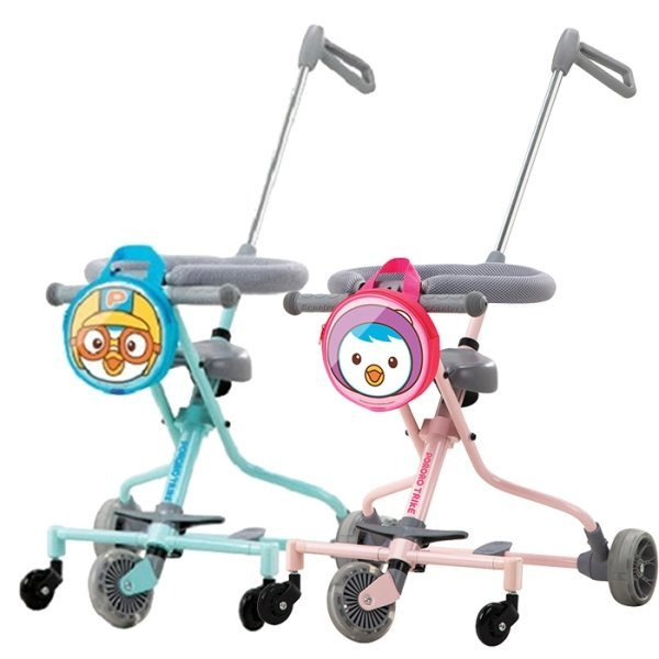 지나월드  뽀로로 트라이크 자전거 패티 트라이크 (w08996) 상품이미지