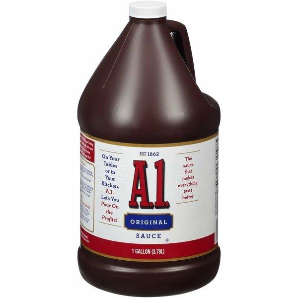 A1 에이원 오리지널 스테이크 소스 3.78L 대용량 상품이미지