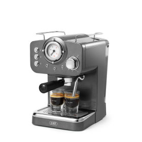 플랜잇 가정용 커피머신 홈카페프레소 PCM-F15 그레이