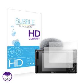 버블 소니 브이로그카메라 ZV-1 HD강화 액정필름 2매