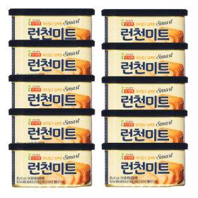 롯데 스마트 런천미트 200g x 10캔 / 통조림 햄통조림