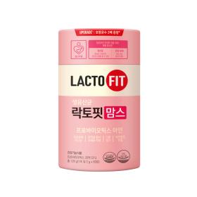 락토핏 생유산균 맘스 60포 1통 (2개월)