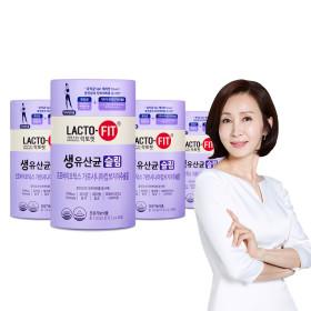 락토핏 생유산균 슬림 60포 3통 (3개월)