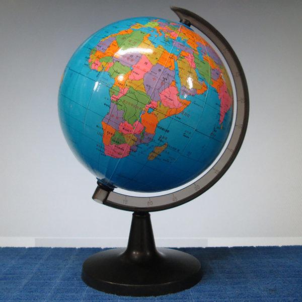 B126/지구본/플라스틱지구본/지구/행성/한글지구본 상품이미지