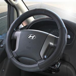 [현대모비스]현대 모비스 정품 핸들커버/국산 핸들카바/천연가죽/