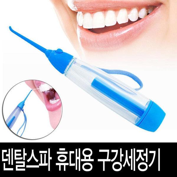 물치실 덴탈스파 휴대용 구강세정기 치간칫솔 치실 굿 상품이미지