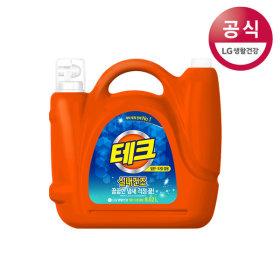 테크 실내건조 대용량 액체세제 8L