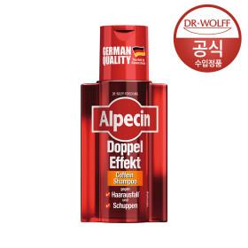 알페신 더블이펙트 카페인 샴푸 200ml