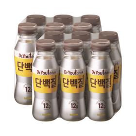 닥터유 단백질드링크 바나나맛 240ml X12개