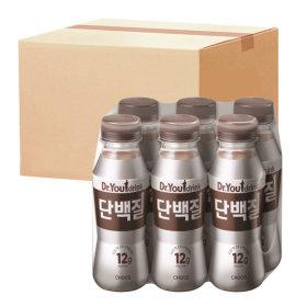 닥터유 단백질 드링크 초코맛 240ml X24개(박스)
