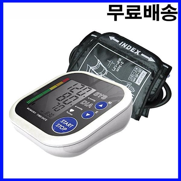 트렌스텍 전자혈압계TMB-1491가정용혈압계 부정맥측정 상품이미지