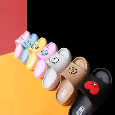 BT21 Official Doll/POP/Face/Pattern Slippers
