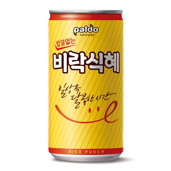 밥알없는 비락식혜175m(30캔)/식혜/음료수/음료/팔도 상품이미지