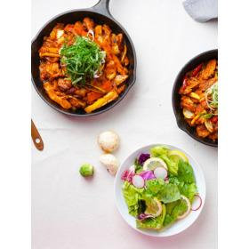 (일반맛) 순우리 춘천닭갈비 1kg (3~4인분)