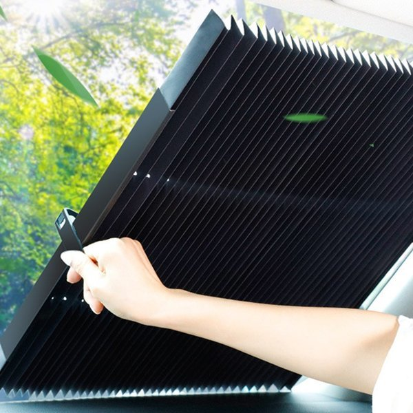 차량용 햇빛가리개 선블라인드 2세대 앞유리65CM 상품이미지