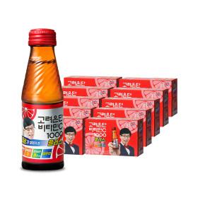 Drinking KOREAEUNDAN Vitamin C 1000 100mlX100 bottles