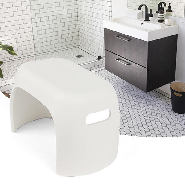 모던 욕실의자 튼튼한 발디딤대 목욕탕 샤워 스툴 상품이미지