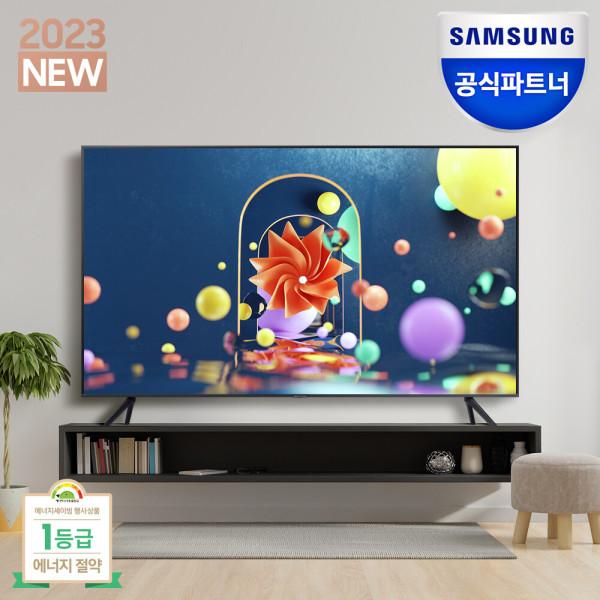 75인치 4K UHD TV LH75 스탠드 비지니스 무료기사설치 상품이미지
